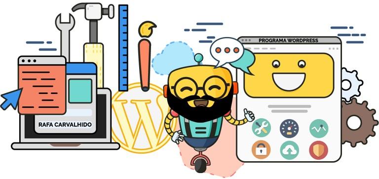 Tecnologias da manutenção mensal WordPress