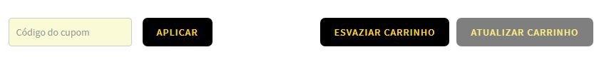 Botão de atualizar carrinho WooCommerce